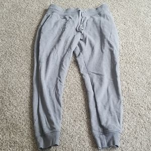 EUC lululemon grey joggers size 10